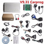 Carprog V9.3 Programador Inmovilizadores Eeprom Transponder