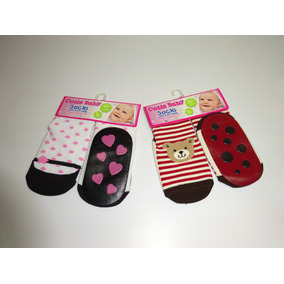 Medias Para Niño Niña Infante Zapato Calzado Talla 6 Meses+