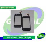 Mica Tactil Likuid L1 Flyer Original Tienda Fisica