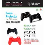 Forro Protector Silicon Control Ps3 / Ps2/ Xbox