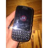 Motorola Spice Key. No Le Funciona El Touch. Para Personal