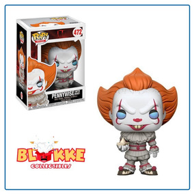 Funko Pop Movies Eso It! Pennywise With Boat 472