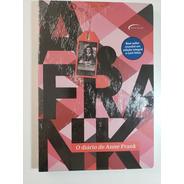 Livro - O Diário De Anne Frank - Novo - Lacrado