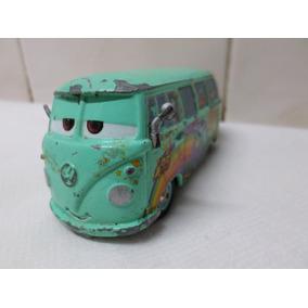 Fillmore Cars Original Disney Pixar Metal Volkswagen