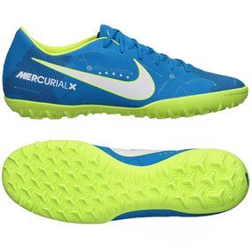 09b329c6a5 Chuteira Society Nike Mercurial Victory Verde Limão Nº33 - Chuteiras ...