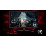 Monitor Led 27 Optix G27c Gaming Curvo 144hz Fhd 1920x1080