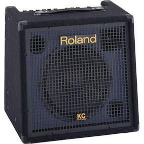 Caixa Multiuso Roland Kc-350, 4 Canais 120w Rms - 110v