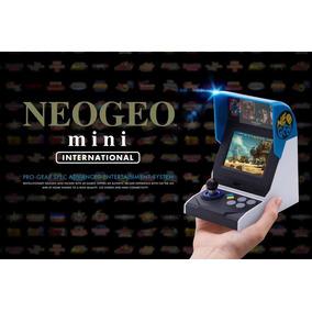 Mini Neo Geo Arcade 40 Jogos