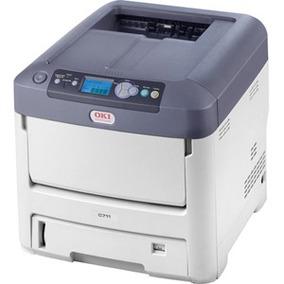 Impresora Color Okidata C711n Pcl/p 5 A 7 Días Hábiles