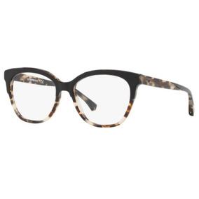 76473c8e2eacc Óculos Emporio Armani Italiano Incolor Preto Grau Armação - Óculos ...