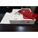 Apple Iphone 8 Plus Rojo De 64 Gb