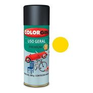 Tinta Spray Uso Geral Colorgin - Metais, Madeira, Artesanato