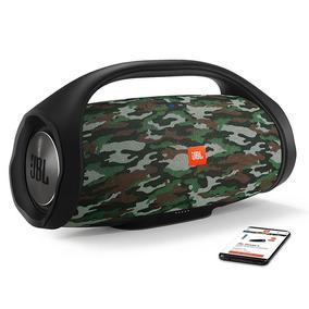 Lançamento Jbl Boombox Camuflada 60w Original Nota Fiscal