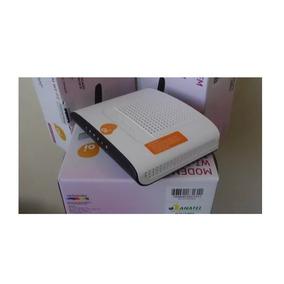 Modem Tchinicolor Tg 508 V2 Wireless Wi Fi - Redes e Wi-Fi