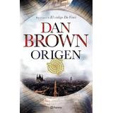 Origen - Dan Brown. Planeta- Oferta Lanzamiento!!