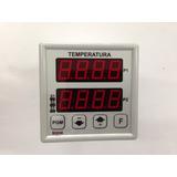 Controlador De Temperatura Inova Inv-34103/multi J K Pt-100