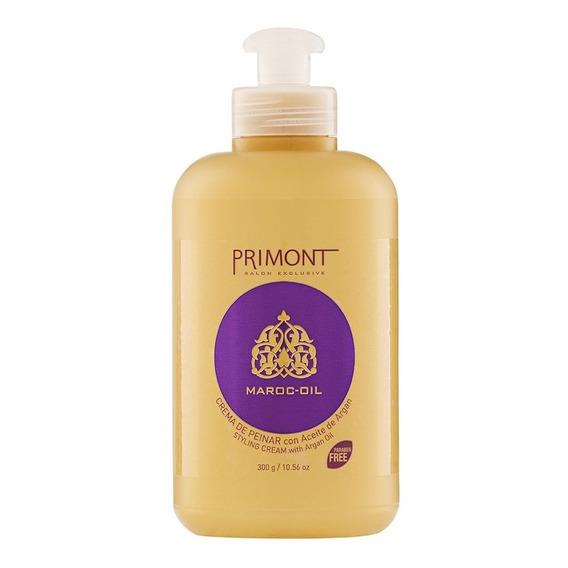 Crema De Peinar Maroc Oil Primont X 300ml