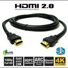Cable Hdmi Full Hd De 1.5m