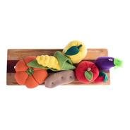 Comidita De Tela Mochilita De Frutas Y Verduras Con Choclo