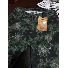 Pantalon Chupin T38 Camafludo