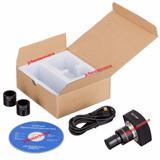 Camara Digital Amscope 3.0mp Para Microscopio Actualizada Ue