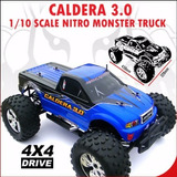 Carro A Radiocontrol Redcatracing Caldera3.0 Nitro 1/10