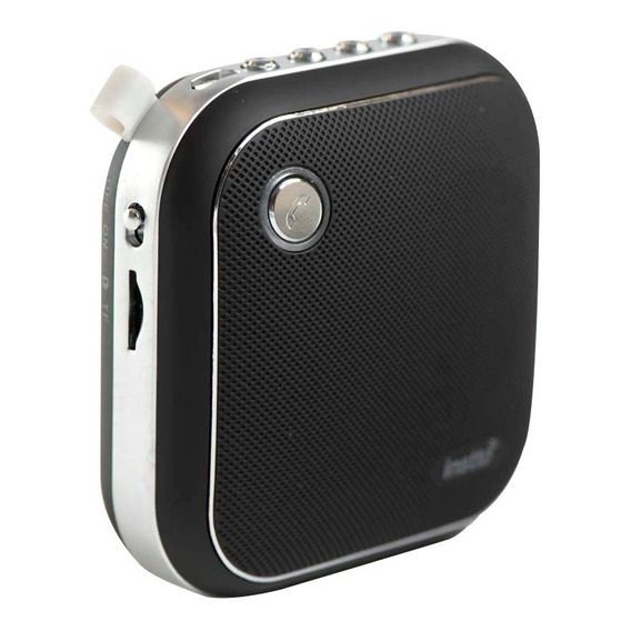 Parlante Portatil Bluetooth 4.0 Usb Instto Ingeo - Cuotas