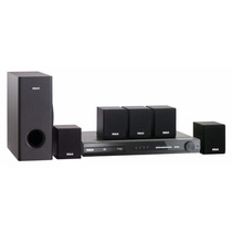 Home Theater Rca 5.1 130w Subwoofer Full Hdmi Ipod Aux Dolby