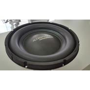 Subwoofer Audiophonic Sensation - S1-10-s2 - 200 Wrms Novo