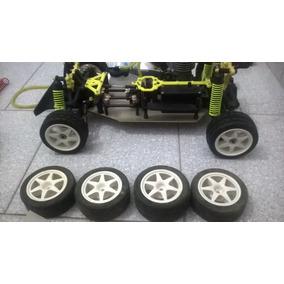 Auto Radio Control Explosión - Citroen Xsara - Nuevo - 1/10