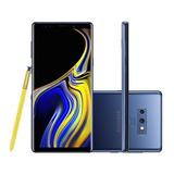 Samsung Galaxy Note 9 128gb Azul Garantia 1 Ano Lacrado Nota