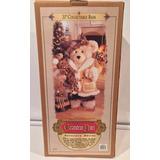 Grandeur Noel Oso Navidad Coleccion 80cm
