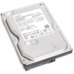 Disco Rigido 1tb Sata 3 7200rpm Toshiba Garantia