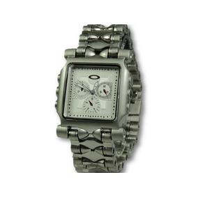 5b0d1b35d75 Relógio Oakley Minute Machine Titanium Sapphire Masculino - Relógios ...