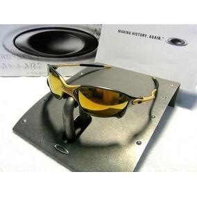Óculos Oakley Juliet 24k Polarizado Dourado Promoção. 191 · Oculos Double  Xx Metal Gold. R  119 99 760f0f5514