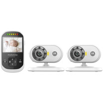 Motorola Mbp25-2 Monitor De Bebe Con Video Wireless