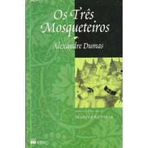 Os Três Mosqueteiros Alexandre Dumas - Usado