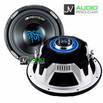 Subwoofer Soundstream Sw-12se 12pulg Rms 250w Máx 500w 85db