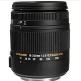Lente Sigma 18-250mm F3.5-6.3 Dc Os Hsm Macro Nikon Canon