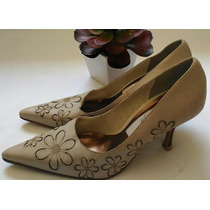 Sapato Feminino Sandalia Scarpin Rasteira Numero 34