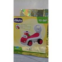 Montable Para Niña Rosa De 1 A 3 Años Marca Chicco Italiano
