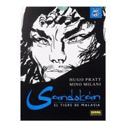 Sandokán - Editorial Norma - Hugo Pratt - Emilio Salgari