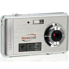 Camera Newlink-style Prata Cd101