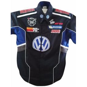 Camisa Vw Escuderia F1 Nascar Autos Vw Formula 1