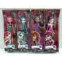 Muñecas Monster High Draculaura Gigi Grant Frankie Stein