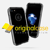 Funda Spigen Iphone 7 Y 7 Plus Tough Armor Jet Black Oficial