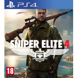 Sniper Elite 4 Ps4 Sellado Físico . Raul Games