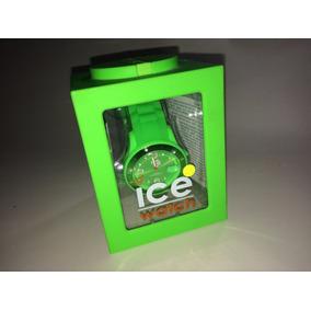 Reloj Pulsera Ice Suizo, Verde Neon, Excelente Precio!!!!!