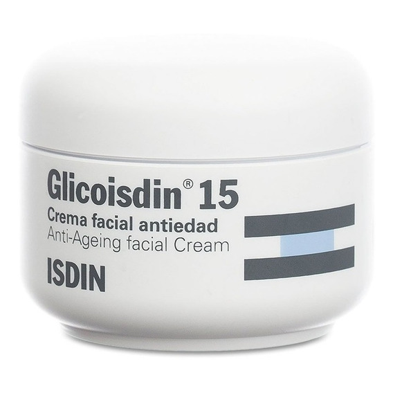 Isdin Glicoisdin 15 Crema Facial Antiedad Acido Glicolico