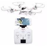 Drone Cuadricoptero Control Remoto Camara Hd Mjx Evotech